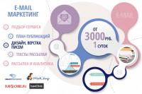 """Баннер """"E-marketing"""" для веб-студии (для рекламы в группах ВКонтакте)"""