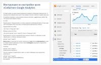 Инструкция по настройке цели «Событие» Google Analytics на сайте