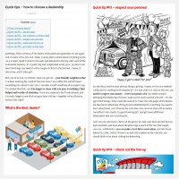 """Постинг статьи """"Quick tips – how to choose a dealership"""""""