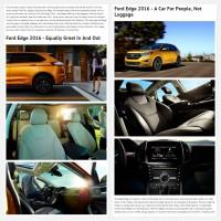 "Постинг статьи ""Ford Edge 2016"""