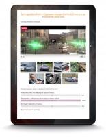 Пост в ВКонтакте по автотеме (Тест-драйв Infiniti)