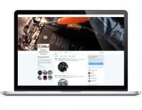 Создание, наполнение, продвижение аккаунта в Твиттере под ключ для сайта по ремонту Айфон