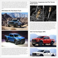 """Постинг статьи """"Svt Ford Raptor 2017"""""""