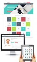 Адаптивный дизайн и разработка интернет-магазина Перископ Сувенир