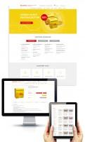 Дизайн и разработка интернет-магазина 1С:Софтикс