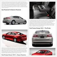 """Постинг статьи """"Ford Fusion Energi 2015"""""""