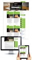 Дизайн блога сайта-сервиса фриланса 5bucks