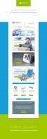 Дизайн e-mail-рассылки для компании Медтехника