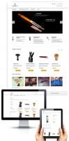 Дизайн интернет-магазина по продаже кальянов