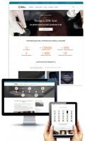 Адаптивный сайт с каталогом услуг ремонта смартфонов для бренда MOBILA MASTER