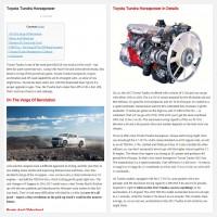 "Постинг статьи ""Toyota Tundra Horsepower"""