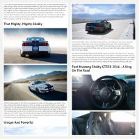 "Постинг статьи ""Ford Mustang Shelby GT350 2016"""