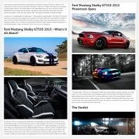 "Постинг статьи ""Ford Mustang Shelby GT350 2015"""