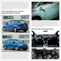 "Постинг статьи ""Ford C-MAX Energi 2016"""
