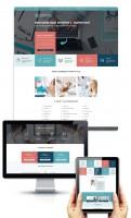 Дизайн сайта ВрачиРеклама