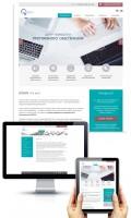 Минимальный редизайн сайта Edison