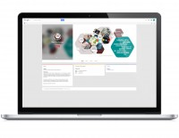 Дизайн группы Google+ для веб-студии