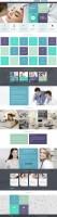 Адаптивный дизайн мед. центра IQ Clinic