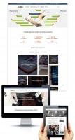 Дизайн сайта ремонтных услуг Mobila Master