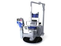 3d модель медицинское оборудование isomed