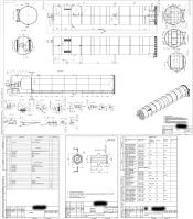 Разработка конструкторской документации на печь обжигную