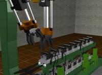 Роботизированный технологическийкомплекс