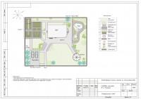 Дачный участок (планы и чертежи)