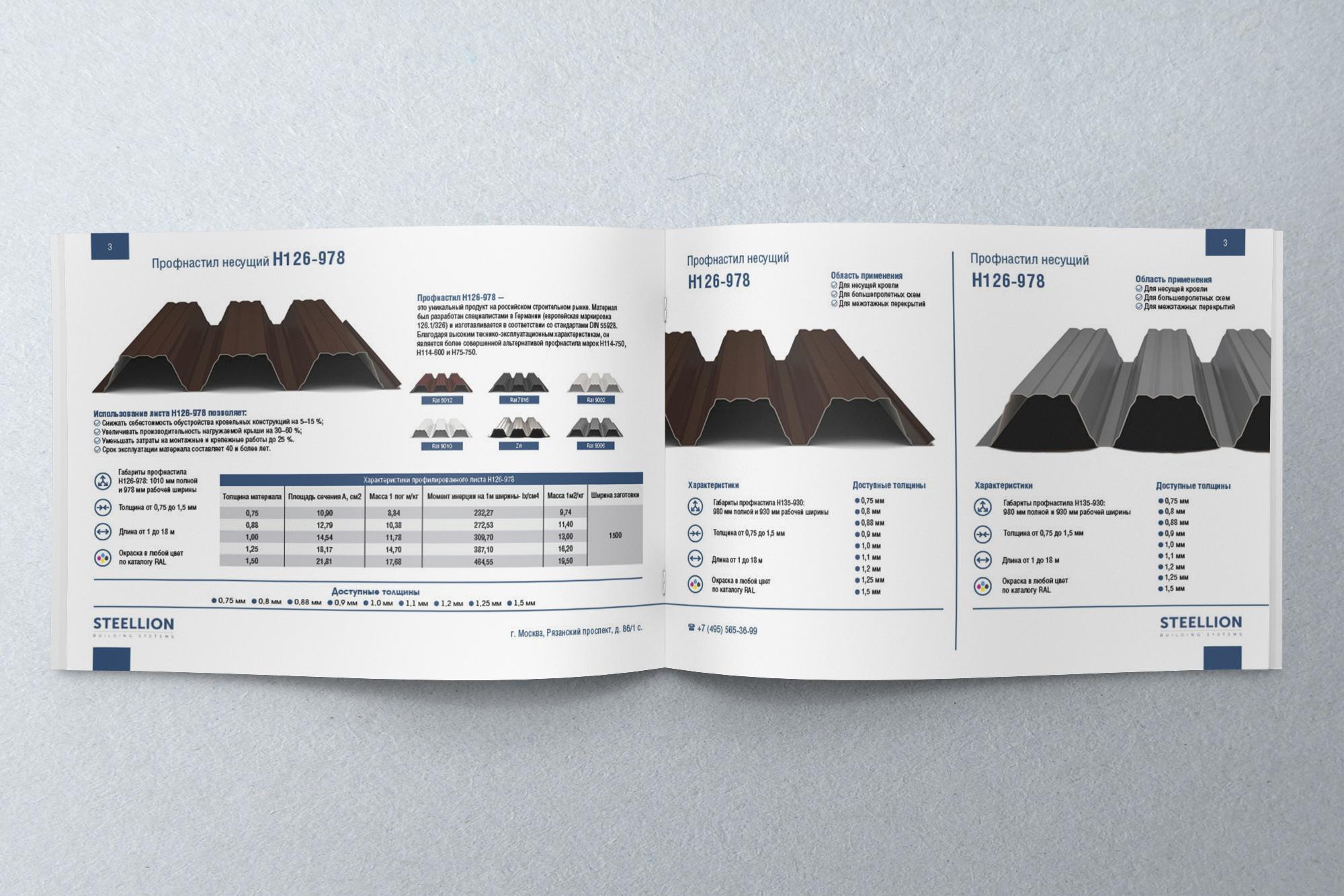 Дизайн печатного каталога