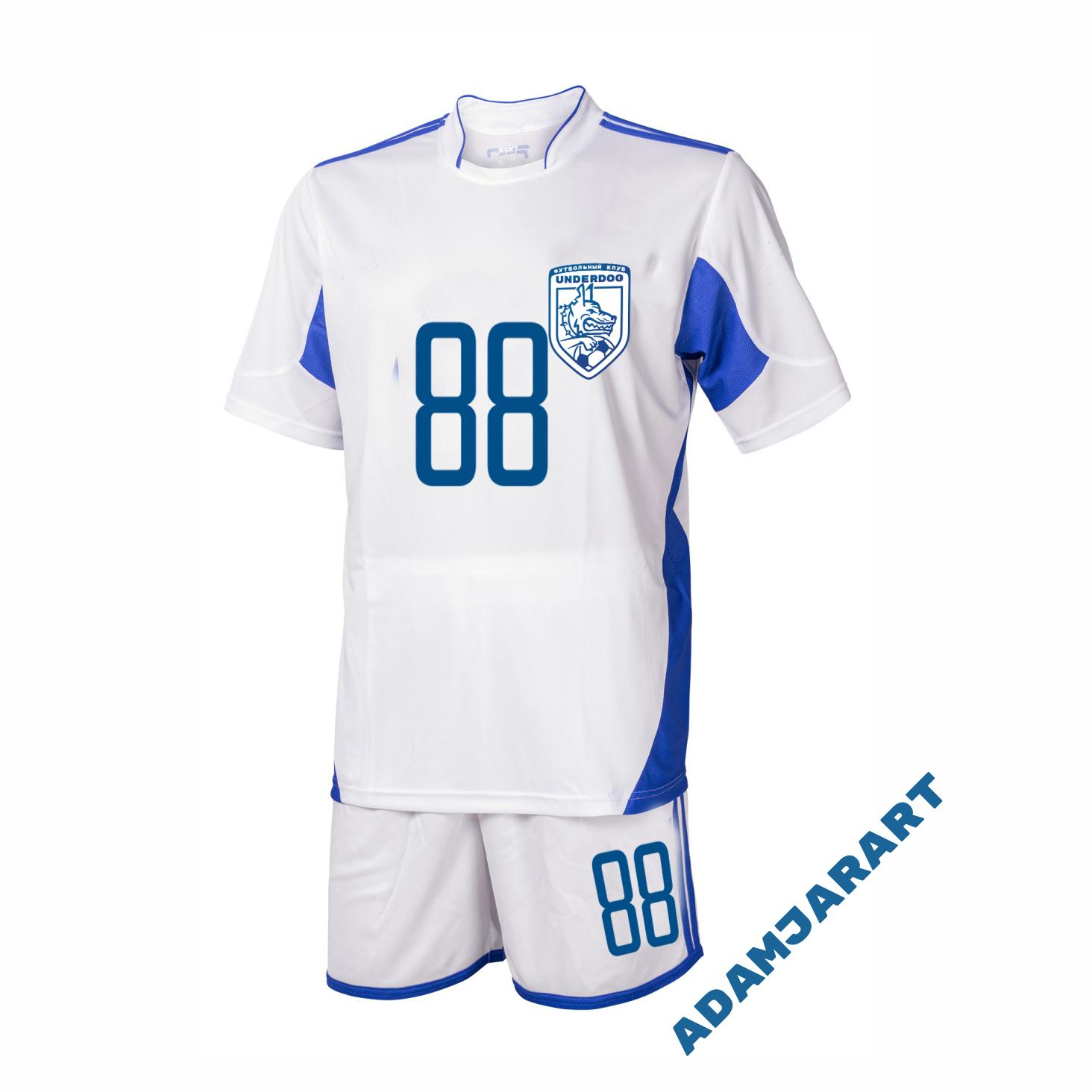 Футбольный клуб UNDERDOG - разработать фирстиль и бренд-бук фото f_3225cb49741a1401.jpg