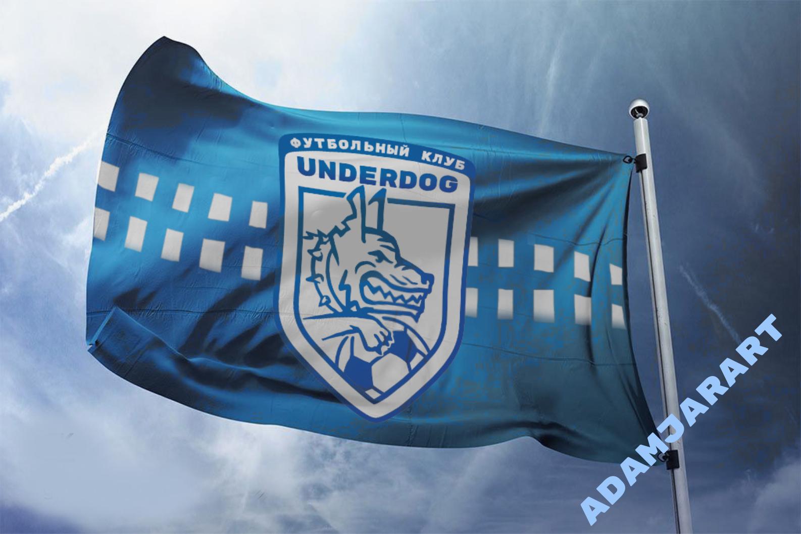 Футбольный клуб UNDERDOG - разработать фирстиль и бренд-бук фото f_6675cb49730dd9ef.jpg