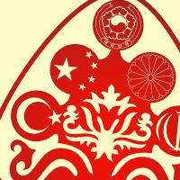 Знак-логотип факультета востоковедения