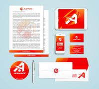 Фирменный стиль компании занимающаяся продажей аккумуляторов и батарей разных типов и систем АКБНАВСЕ