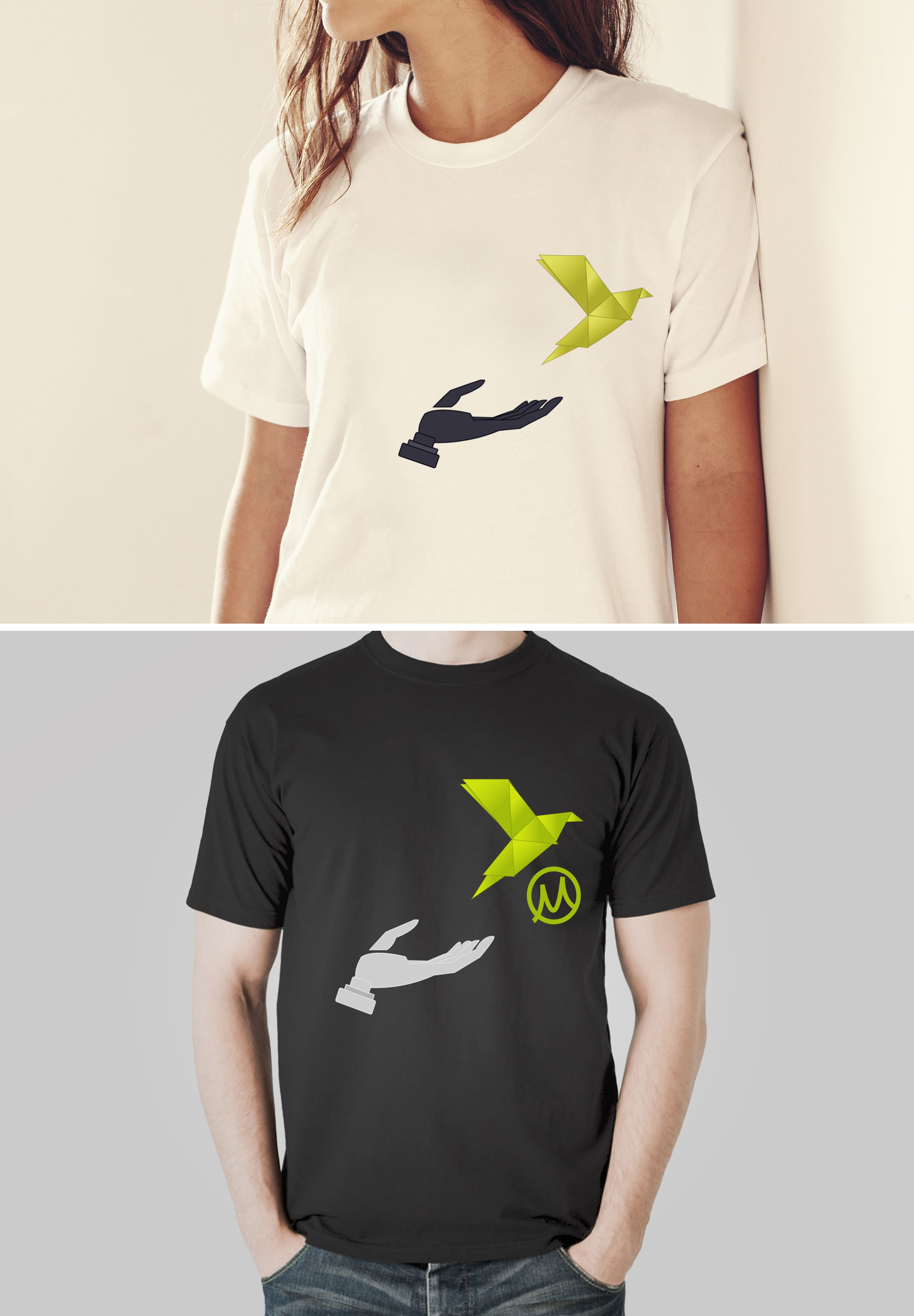 Нарисовать принты на футболки для компании Моторика фото f_12660a63da7f36ec.jpg