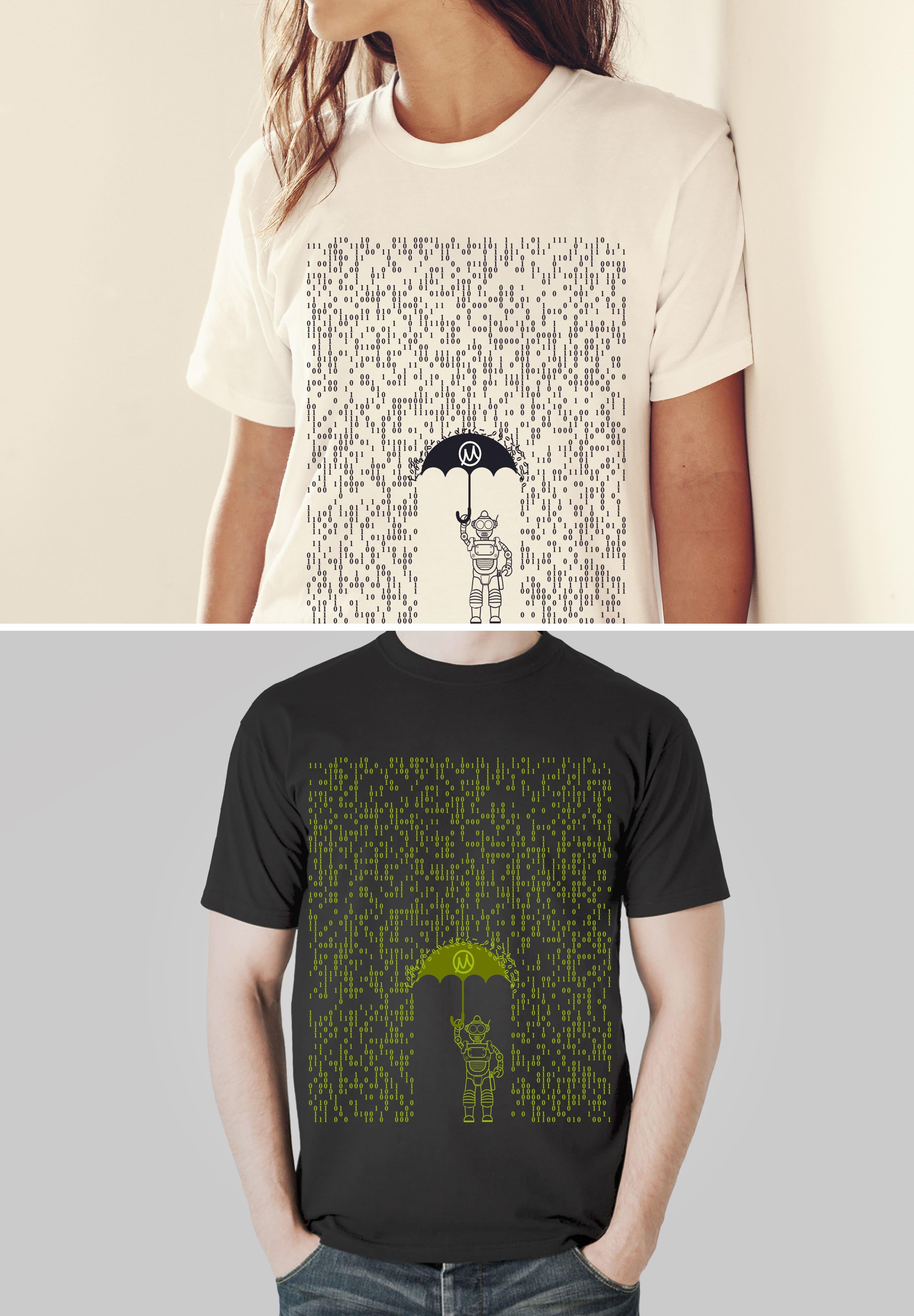 Нарисовать принты на футболки для компании Моторика фото f_96360a63db1304ed.jpg