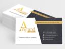 Дизайн визитки быстро