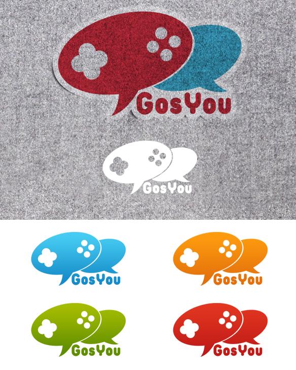 Логотип, фир. стиль и иконку для социальной сети GosYou фото f_422508acb115450c.png