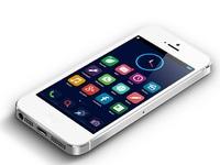 """Мобильное приложение под ios пакет """"individual"""""""