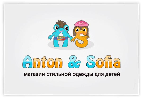 Логотип и вывеска для магазина детской одежды фото f_4c832dd37a0af.png