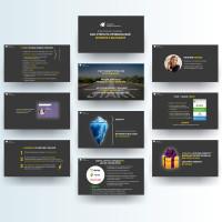 Дизайн верстка редактирование презентации
