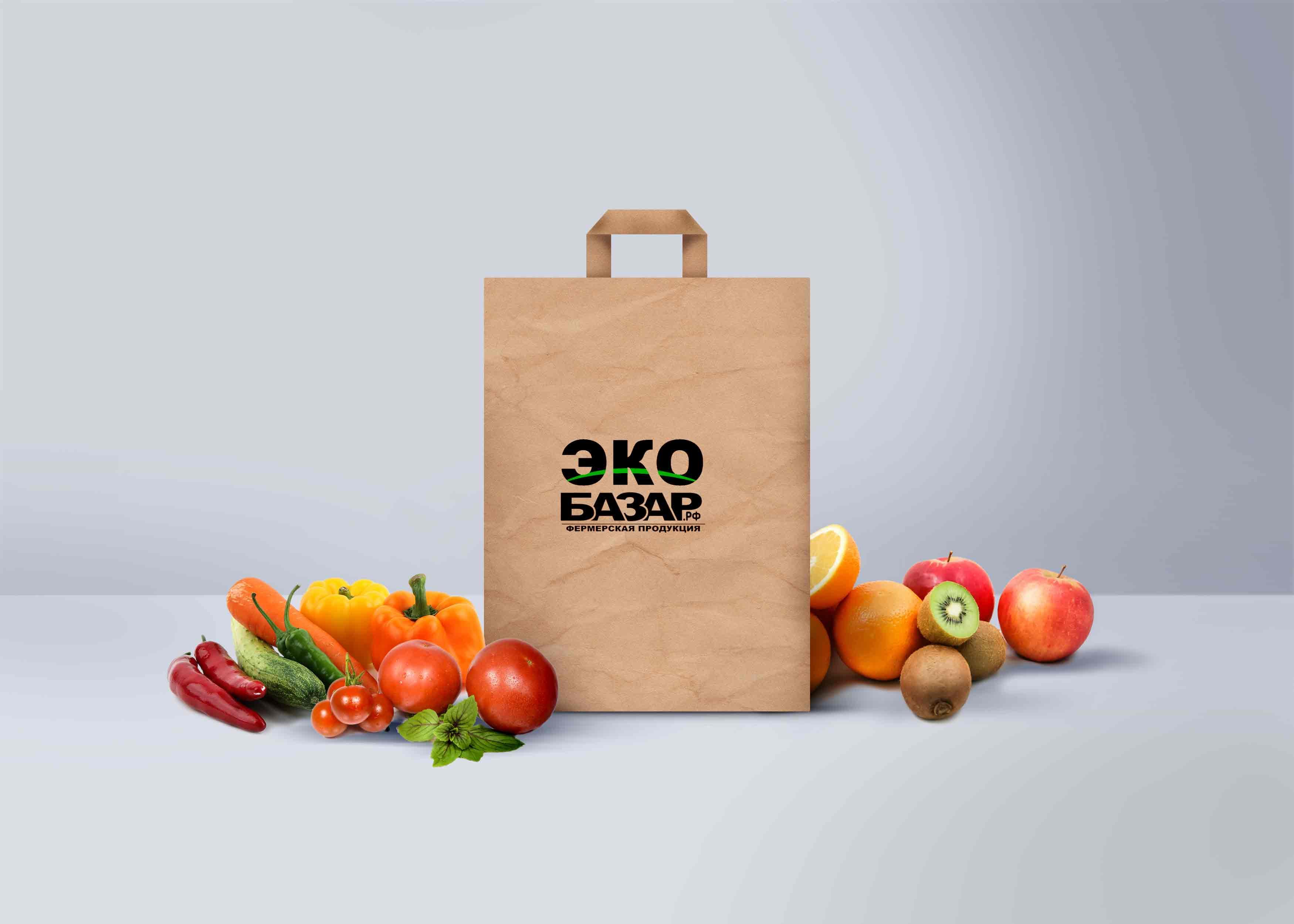 Логотип компании натуральных (фермерских) продуктов фото f_0535941a14d21f64.jpg