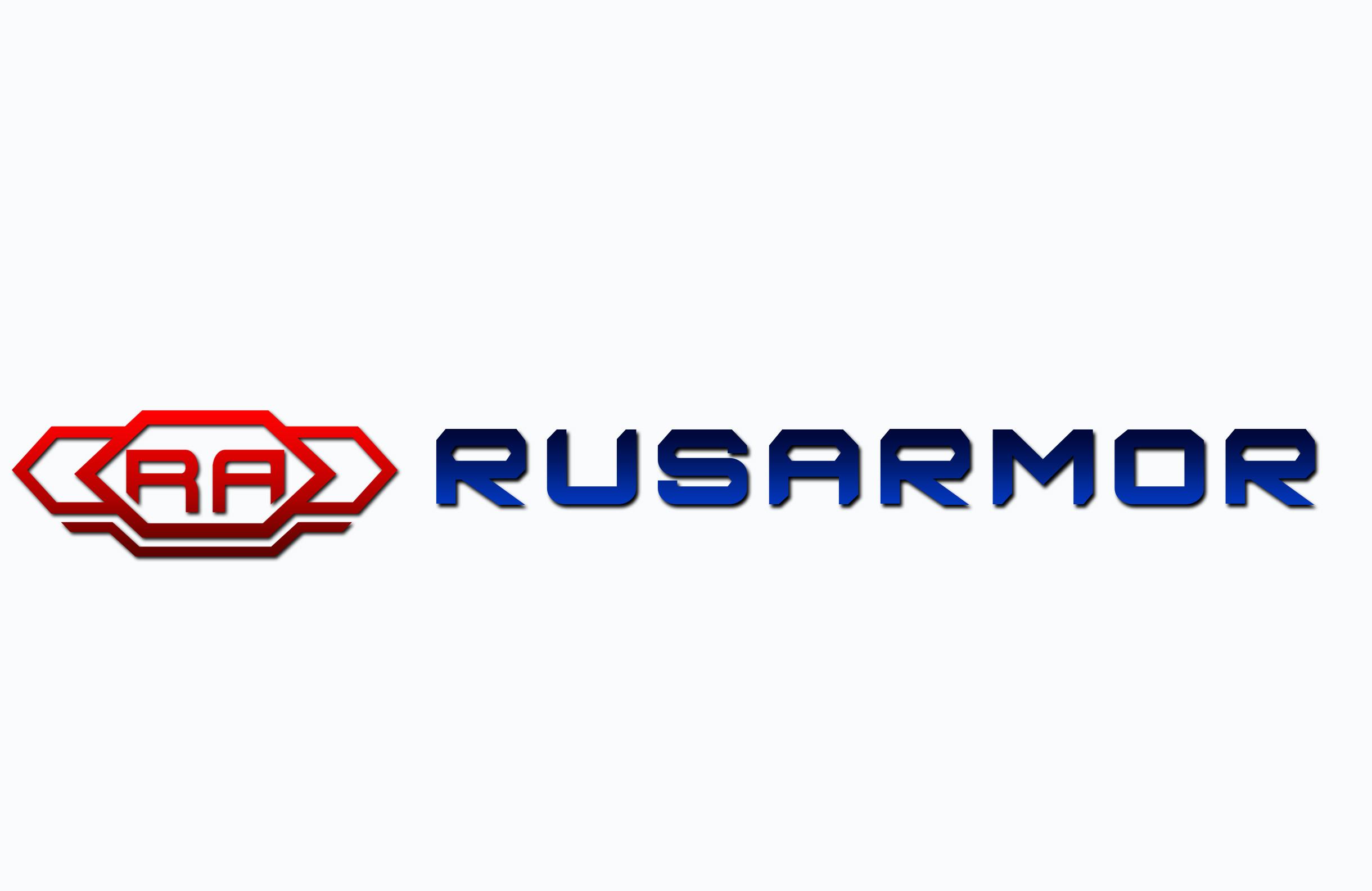 Разработка логотипа технологического стартапа РУСАРМОР фото f_0935a0f46f32d4e1.jpg