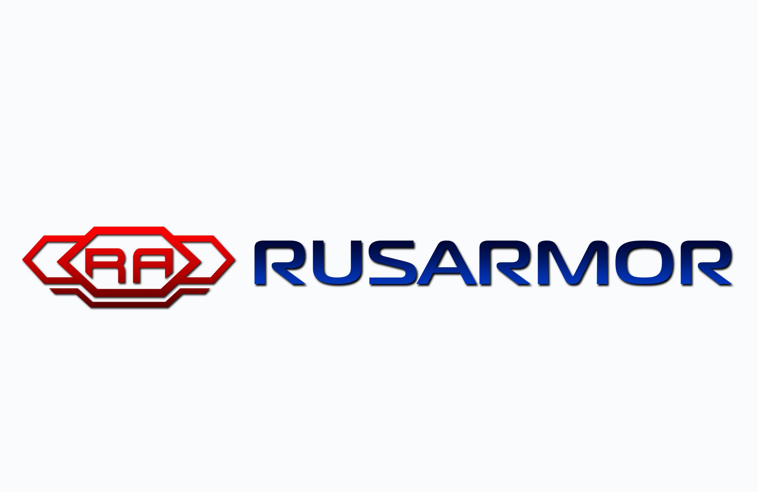 Разработка логотипа технологического стартапа РУСАРМОР фото f_6415a0f47919026b.jpg