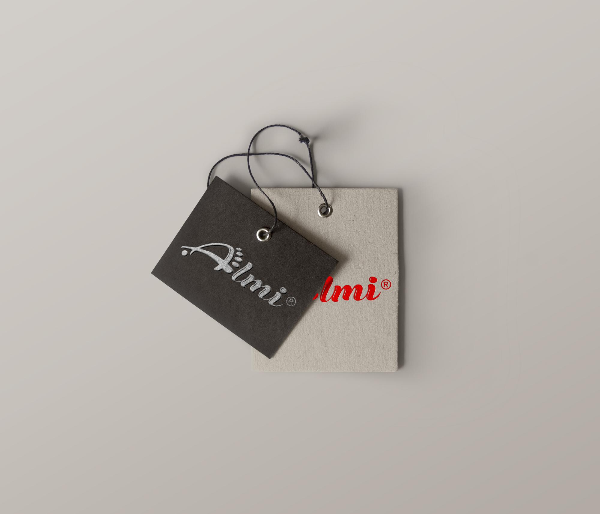 Дизайн логотипа обувной марки Алми фото f_94959f2e3f8be762.jpg