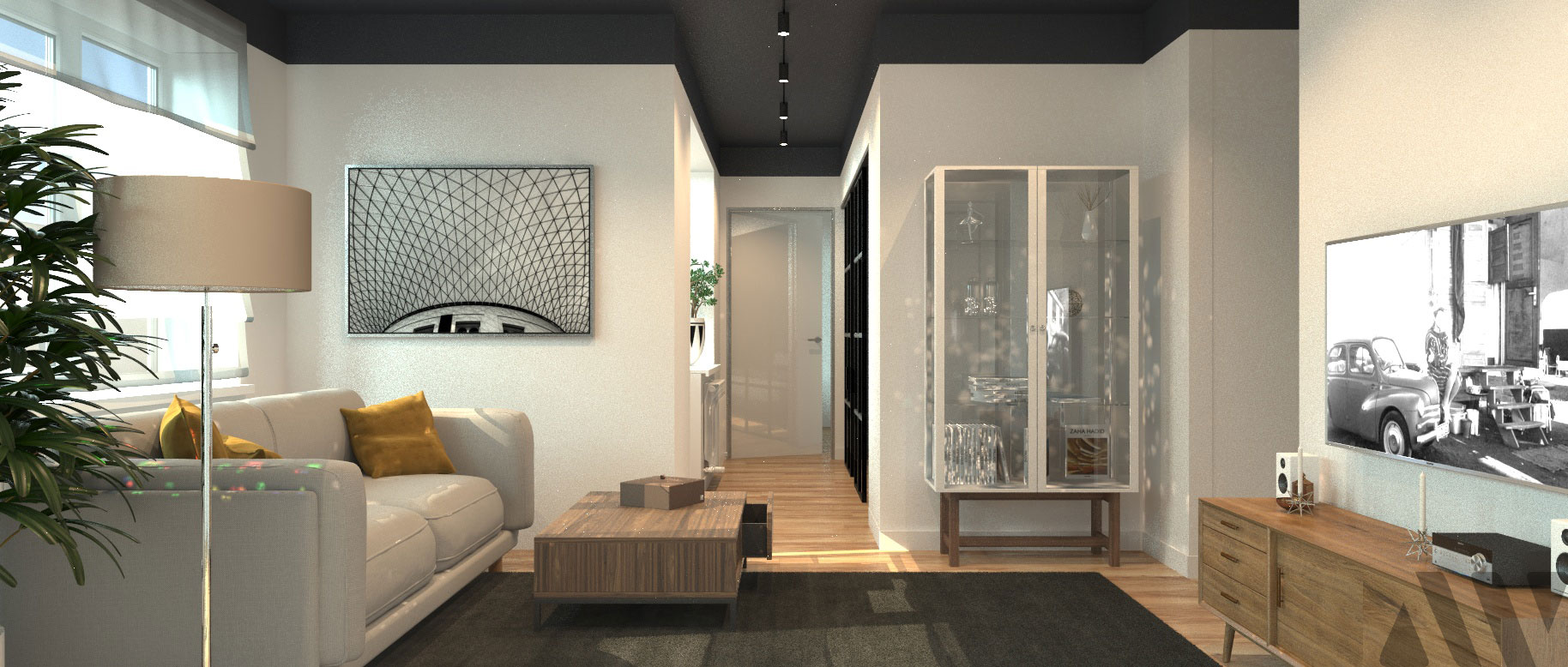 Дизайн и визуализация гостинной комнаты частного дома. фото f_2825f4492e29b8af.jpg