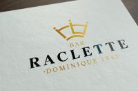 """Логотип для бара - """"Raclette bar"""""""