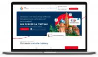 Landing page - проверка счетчиков в Москве
