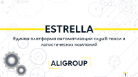 """Презентация для платформы """"Estrella"""""""