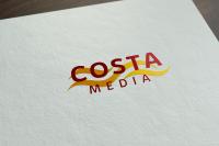 "Логотип - ""Costa Media"""
