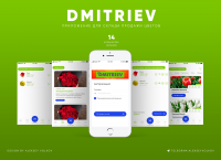 Dmitriev - Приложения продажи цветов