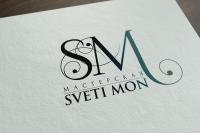 """Логотип - """"SM - Sveti Mon"""""""